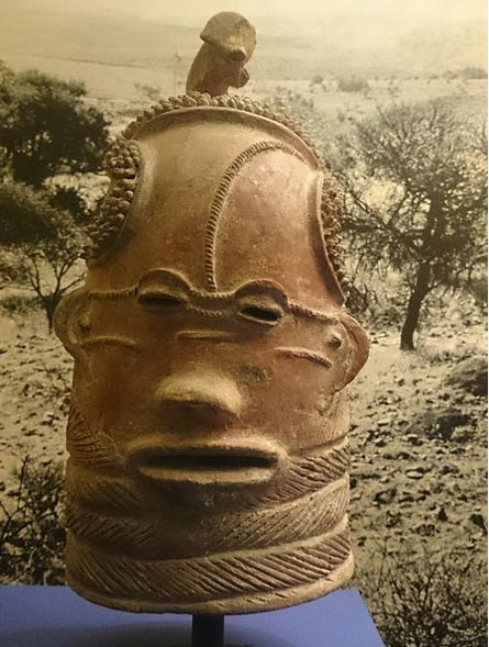 The Lydenburg heads are the earliest known examples of African sculpture in Southern Africa.