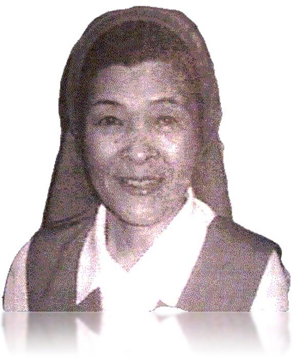 Sister Agnes Katsuko Sasagawa.