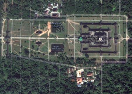 Angkor Wat - Google