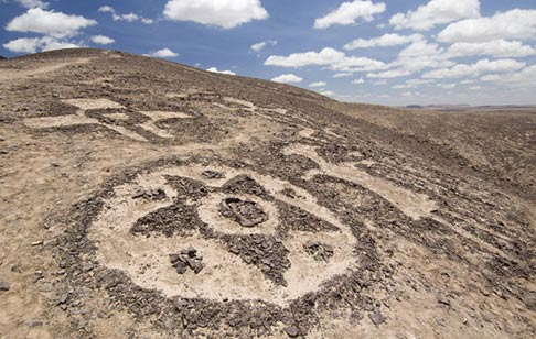 The Atacama geoglyphs