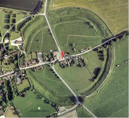 Avebury - Stonehenge