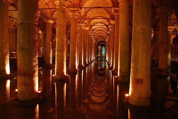 Subterranean Basilica Cistern