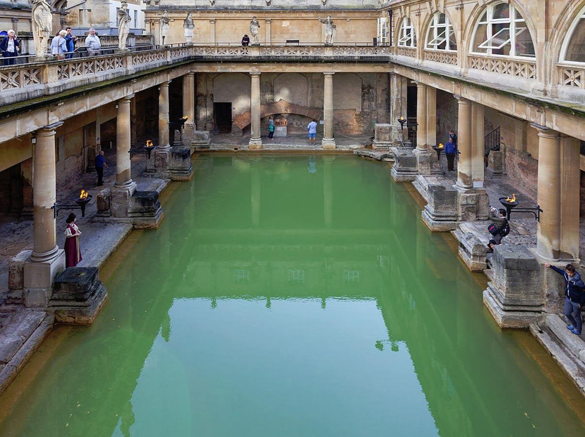 Roman Baths | Ancient Origins