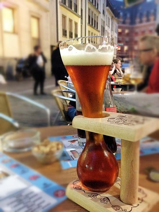Belgian beer. (Moises.on/CC BY NC 2.0)