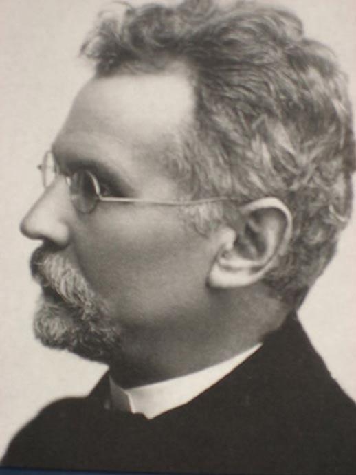 Photograph of Bolesław Prus. (c. 1905)