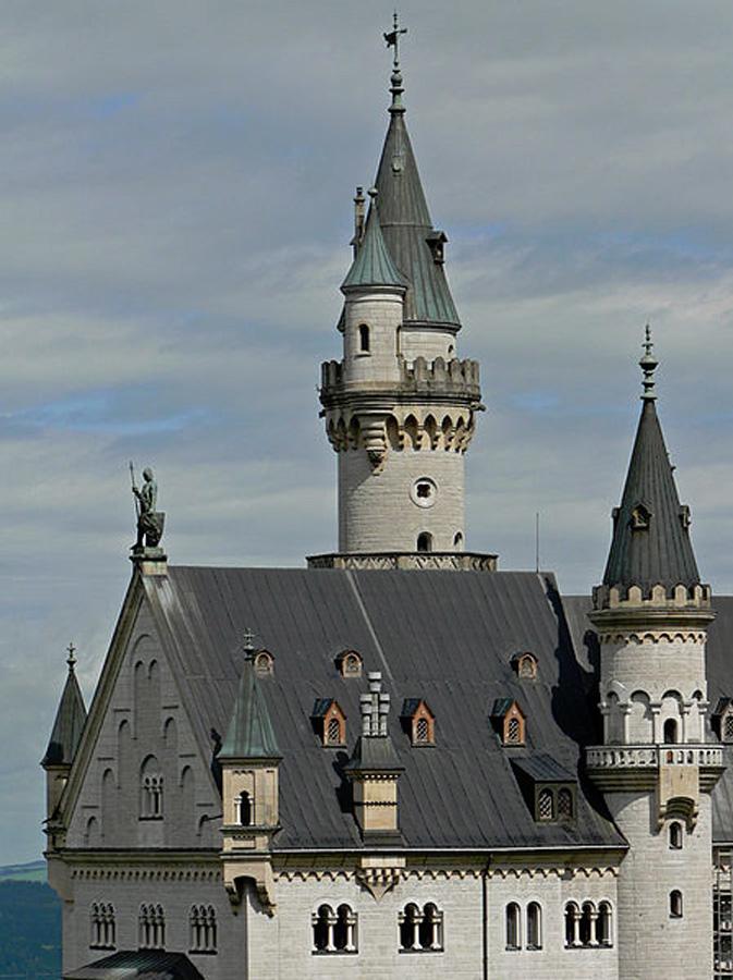 Neuschwanstein Castle Germany Ancient Origins