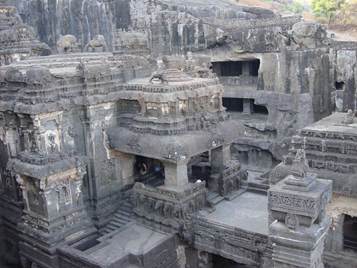 Ellora Caves  - India