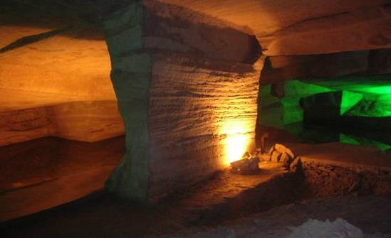 Underground cities and networks around the world  China-caves
