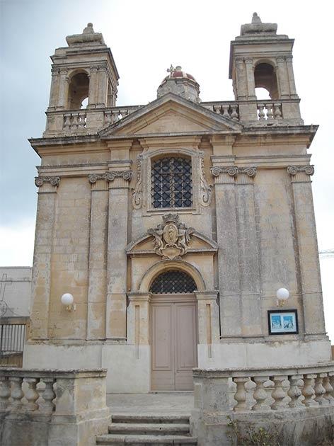 Church of Our Lady of the Snow, Tas-Silg, Marsaxlokk, Malta. (Cruccone/CC BY 3.0)