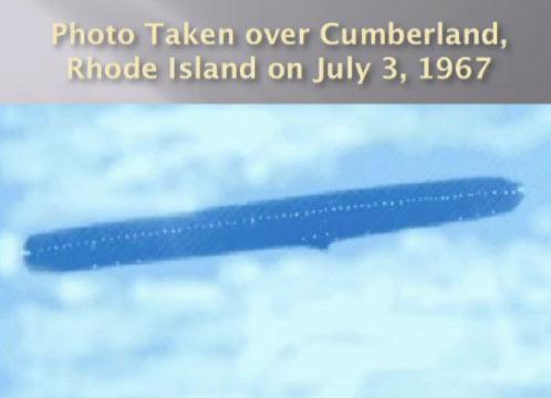 UFO Cumberland - Citizen Hearing