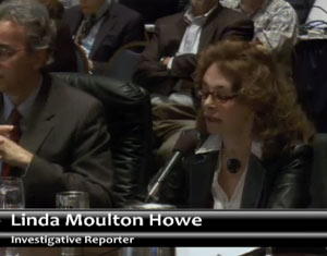 Linda Moulton Howe - Citizen Hearing