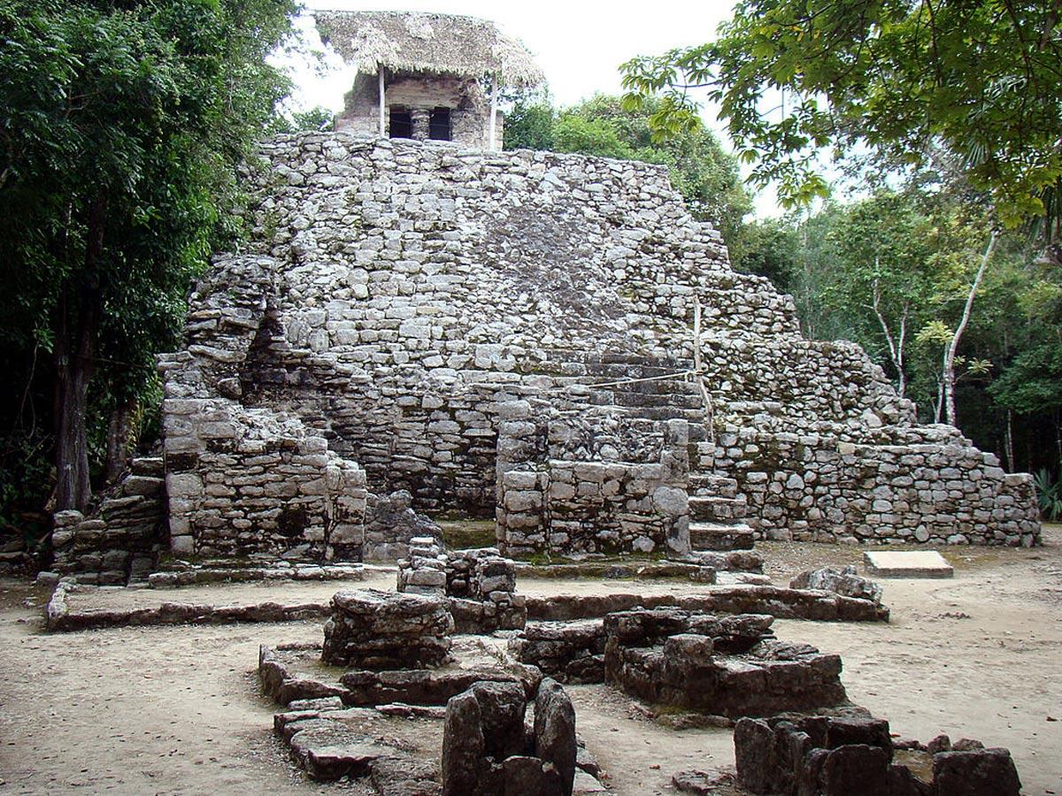 Coba Mexico Ancient Origins
