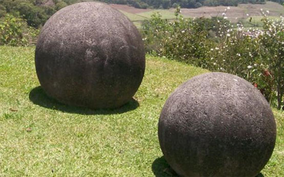 The Giant Spheres of Costa Rica