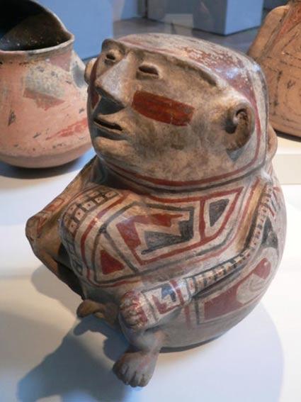 A Casas Grandes culture figurine.
