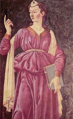 cumaean sibyl - El misterio de los túneles romanos de Bayas