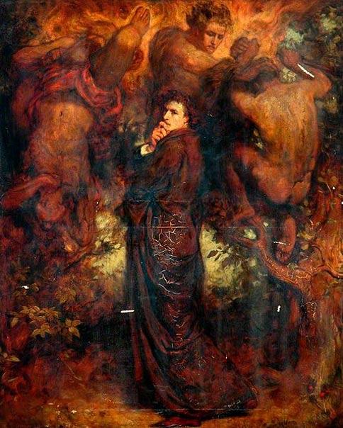 Dante (1882), Henry John Stock