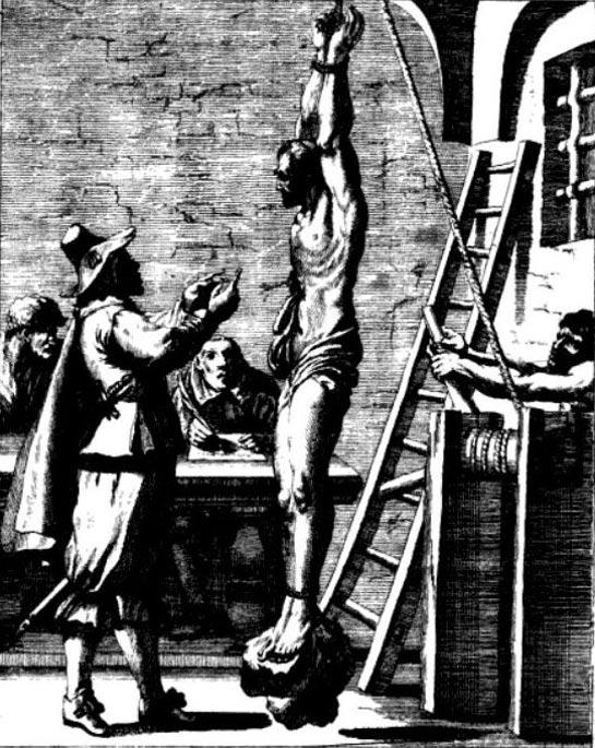 he death of Nicholas Owen in the Tower of London in 1606.