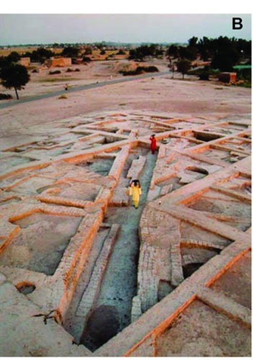 Timeline of the Harappan Civilization is Pushed Back 2,500 ...