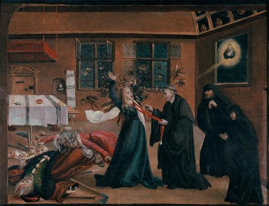 Blue Exorcist Painting