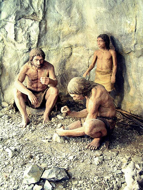 The cause of the extinction of Neanderthals is still under debate. (Jaroslav A. Polák / Public Domain)
