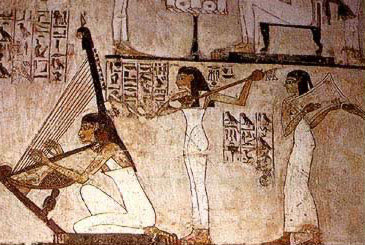 Female Performers in Ancient Egypt