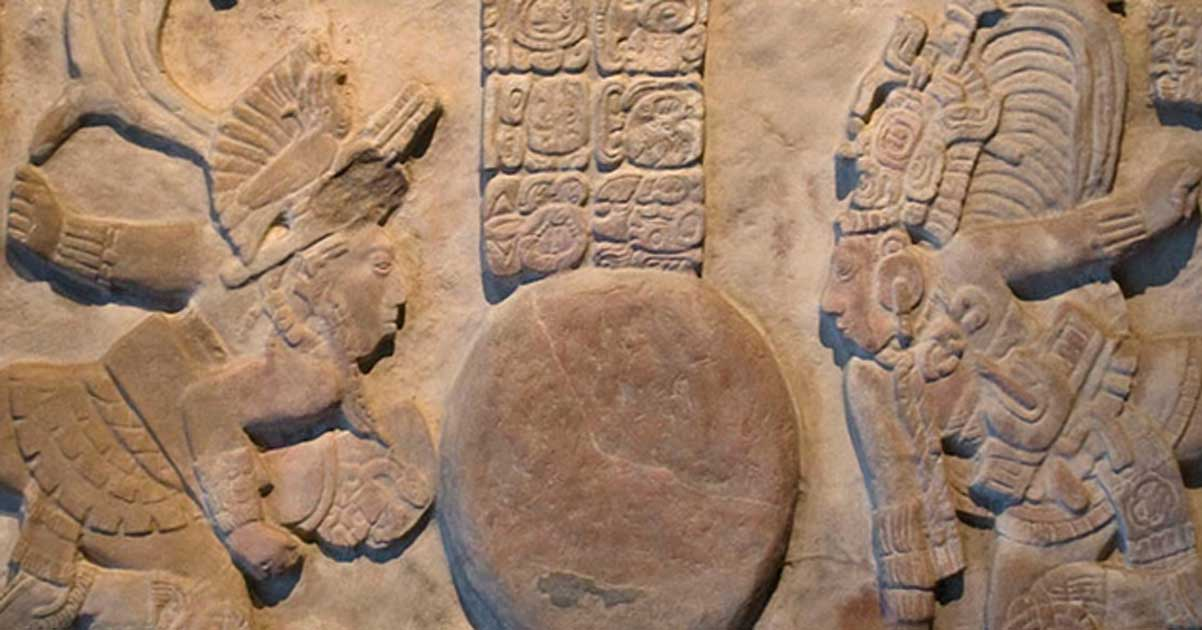 2,000-Year-Old Carving and 16th Century Manuscript Reveal Some Maya Came from Across the Sea