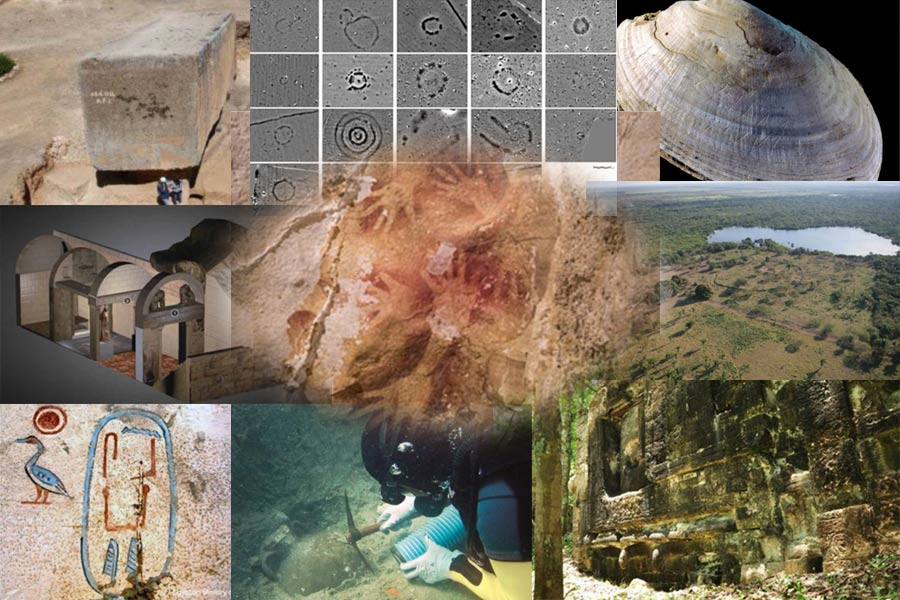 Top Ten Archaeological Discoveries of 2014