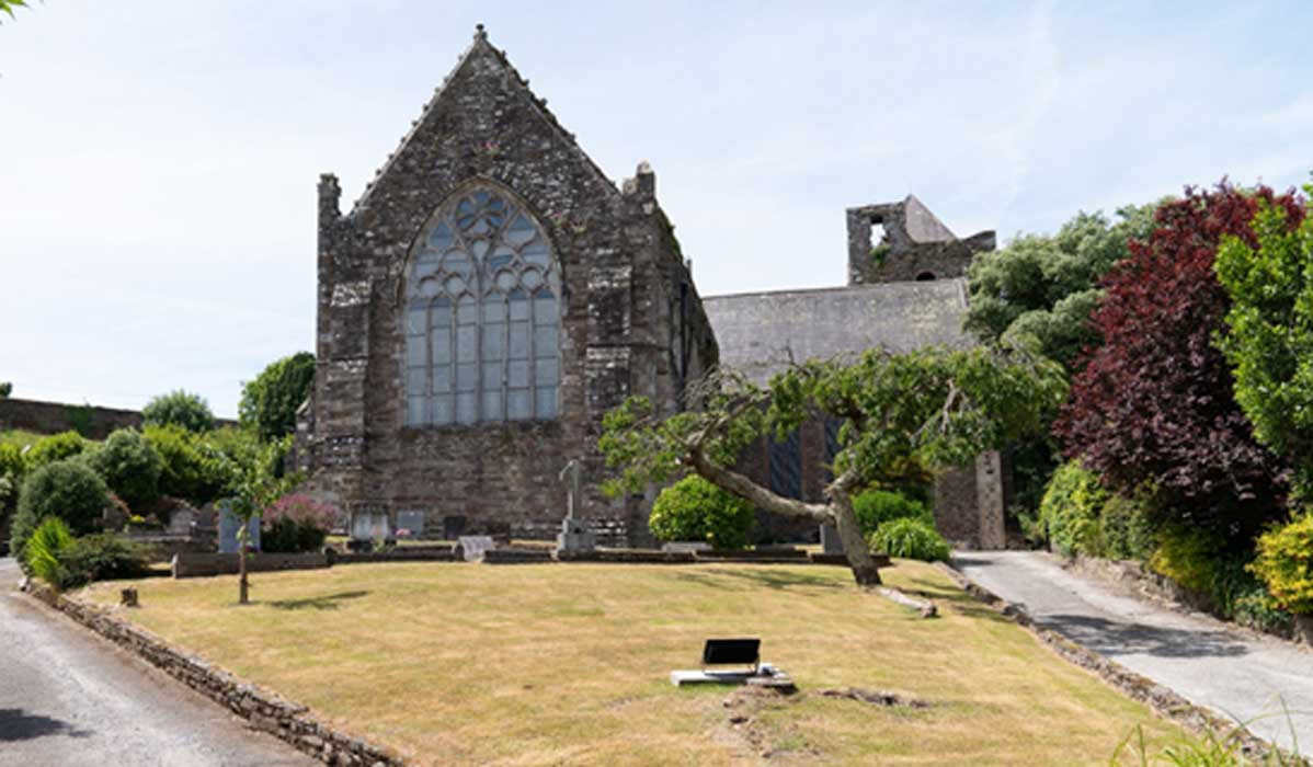 St Mary's Collegiate Church, Youghal. Credit: Ioannis Syrigos
