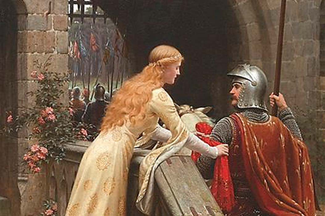 How To Be A Chivalrous Knight In Shining Armor Follow The Code