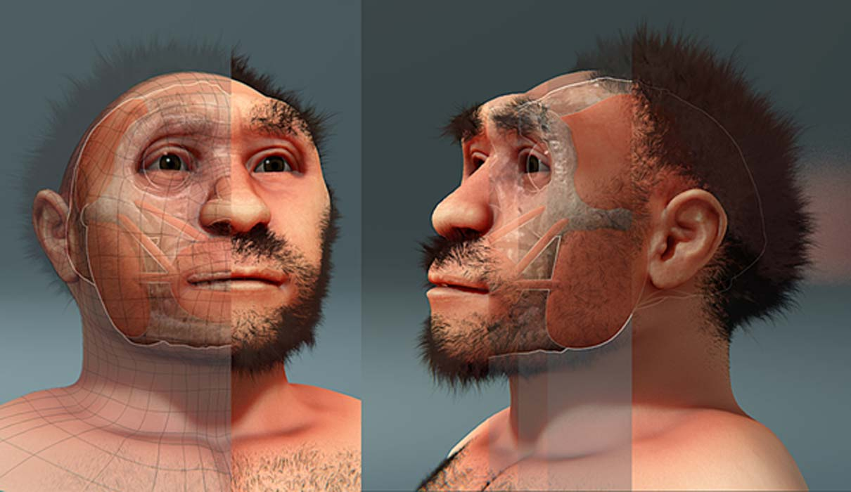 Forensic Facial Reconstruction: The Journey to Connect with