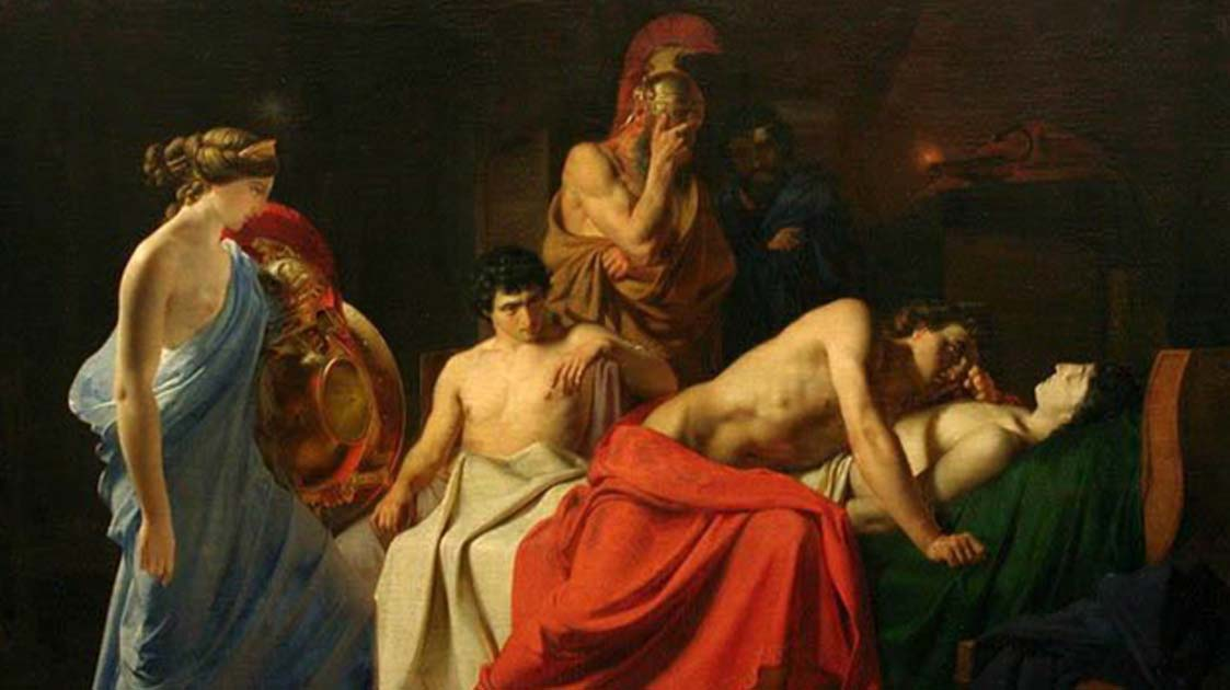 the iliad achilles and briseis relationship