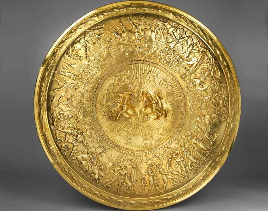 Achilles' Shield: What's the Meaning of the Iliad's Most Symbolic Object?