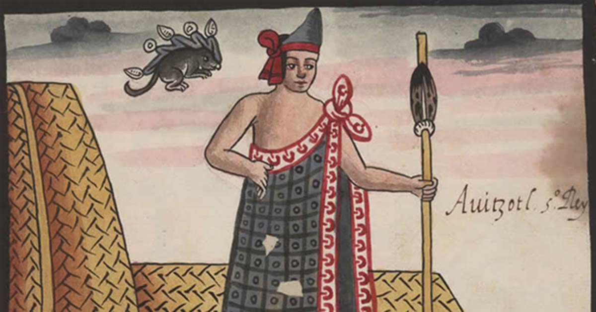 Ahuitzotl: Powerful Ruler in the Aztec Golden Age