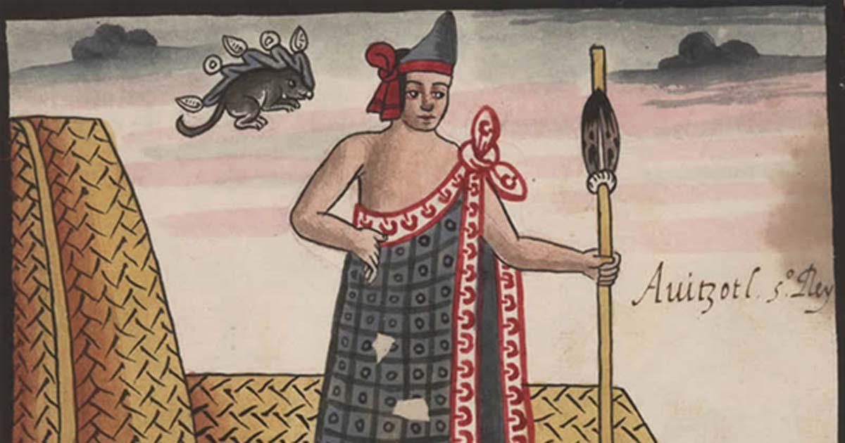 Ahuitzotl: Powerful Ruler in the Aztec Golden Age