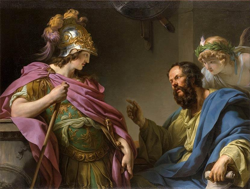 Alcibiades: The Shrewd Athenian Opportunist Of The Peloponnesian War