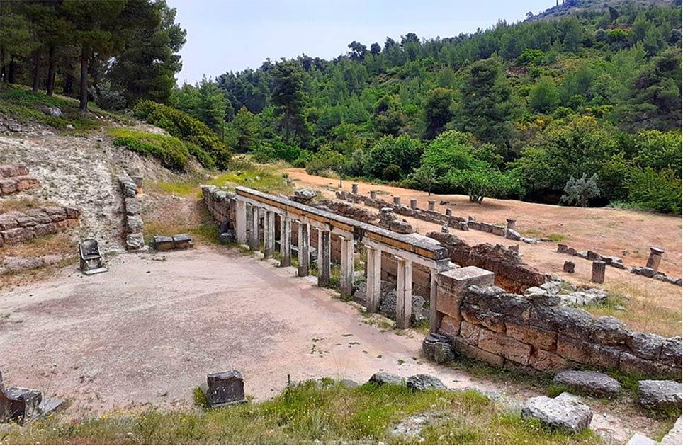 Why the Amphiareion of Oropos Was A Dream Destination