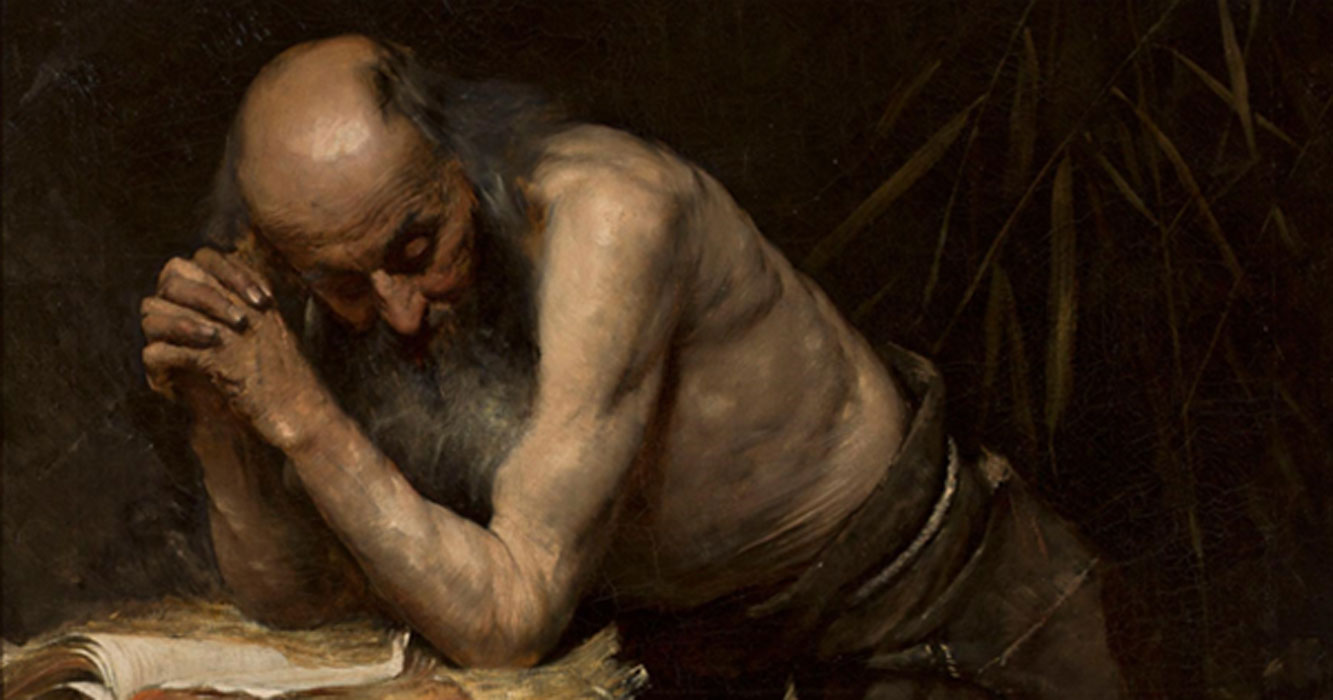 The Anchorite Tradition of Voluntary Incarceration and Devotion to God