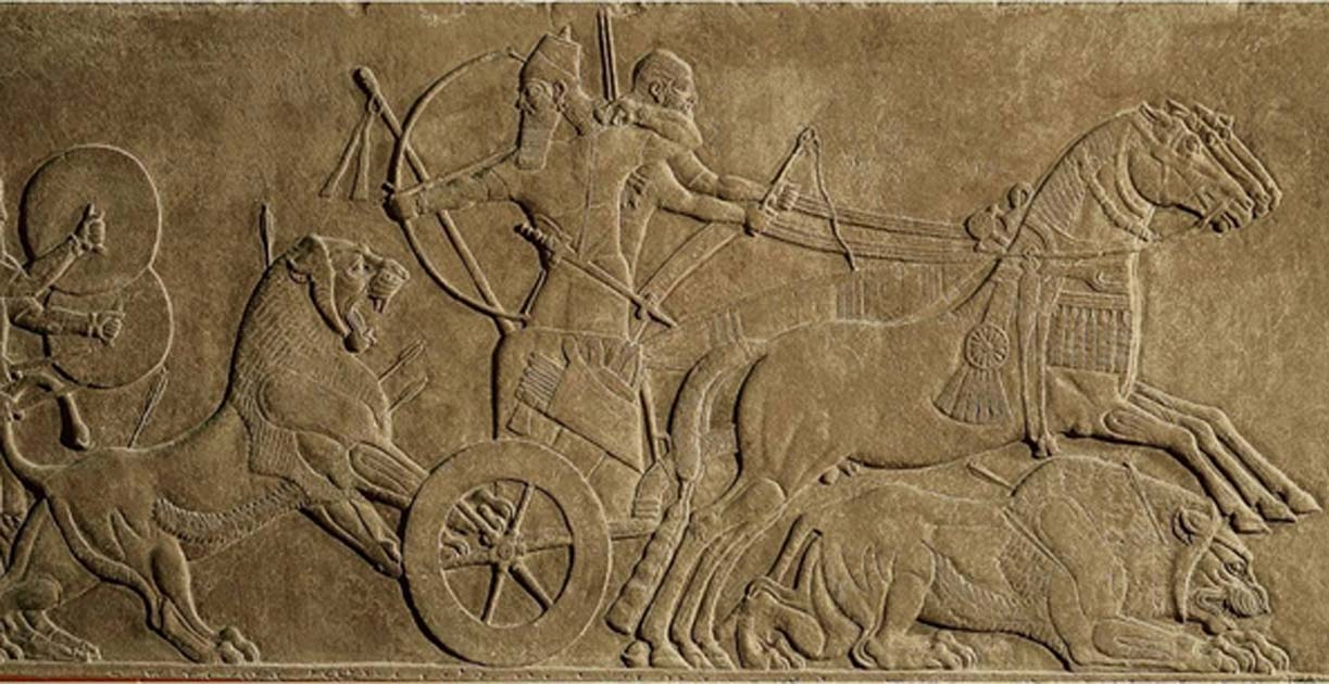 Astounding Ancient Assyria: The Grand Palace of Assurnasirpal