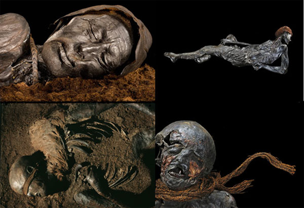 Ancient Bog Mummies