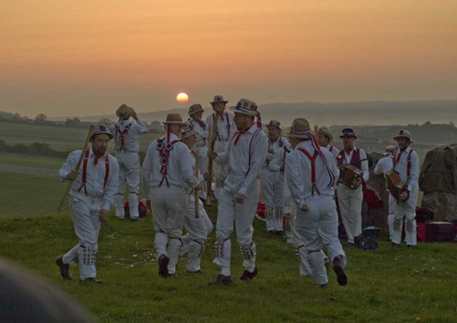 A Strange Ancient Dance with Unknown Origins – How Far Back Does the Morris Dance Really Go?