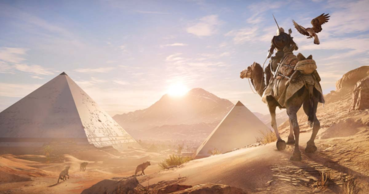 Outstanding Reconstruction Ancient Egypt Next Assassin S Creed Including 021632 on Science Pictures To Print