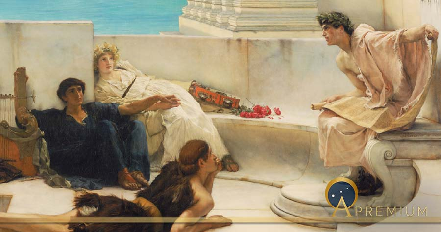 Bards, Historians And Historiographers Of Ancient Greece