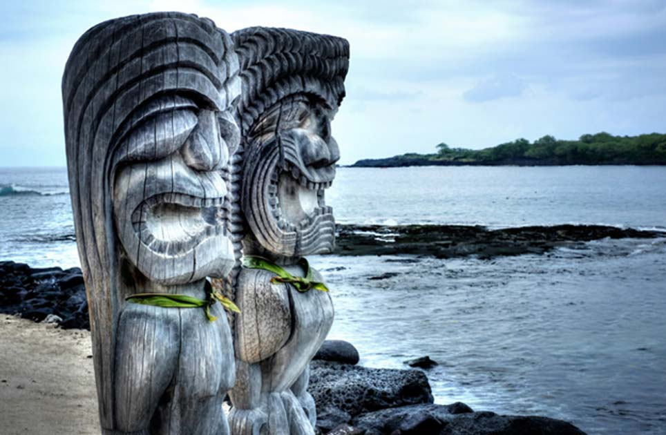 The City of Refuge: Ancient Hawaiian Sanctuary Protected Law Breakers from Death Sentence