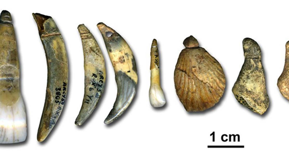 Ancient Jewelers: Scientists Confirm Body Ornamentation Belonged to Neanderthals