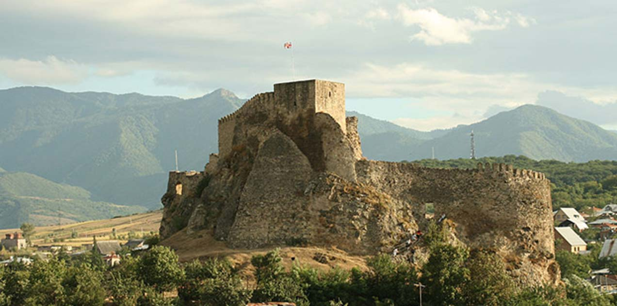 The ancient kingdom of colchis a legendary land of plenty georgian colchis fortress of surami built in the 2nd 3rd centuries biocorpaavc Choice Image