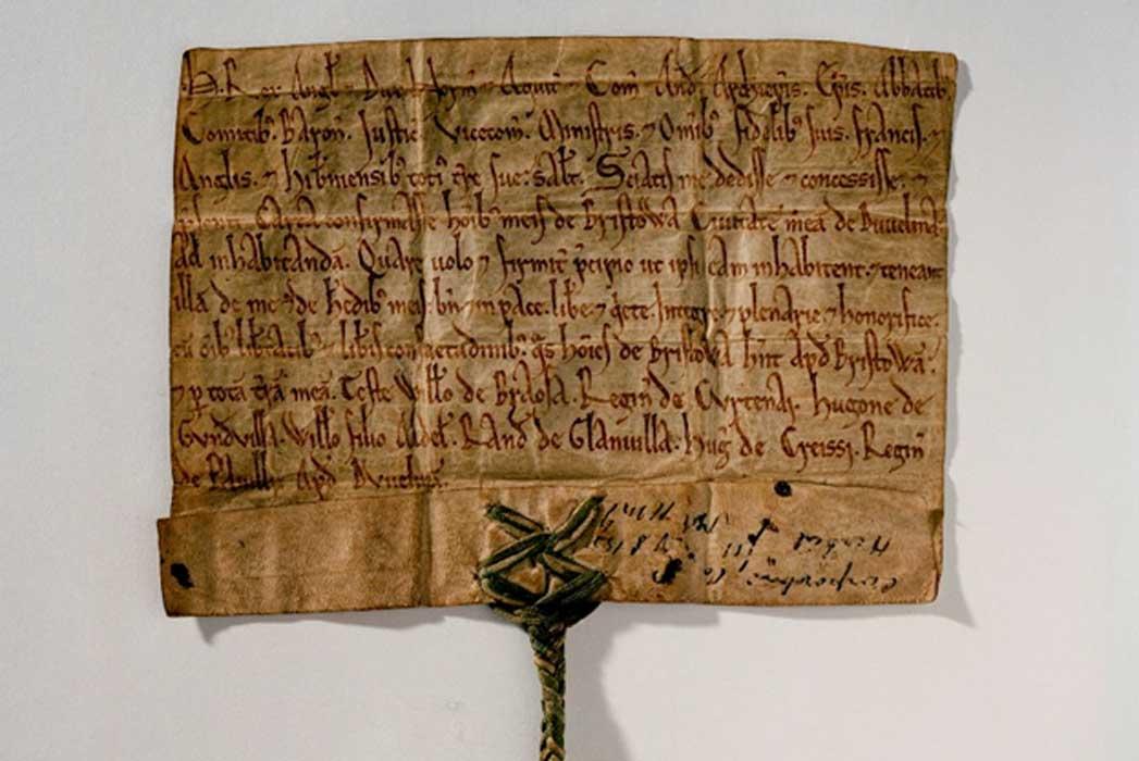 Charter of Henry II: 1171-2.