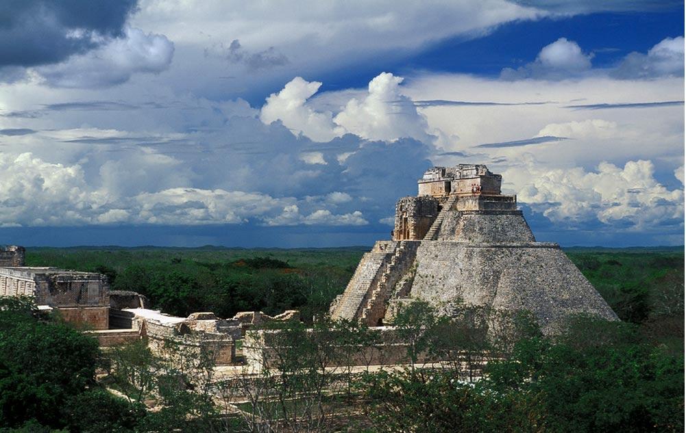 The Spectacular Ancient Maya City Of Uxmal Ancient Origins