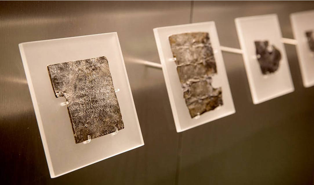 Ancient Roman Curse Tablets