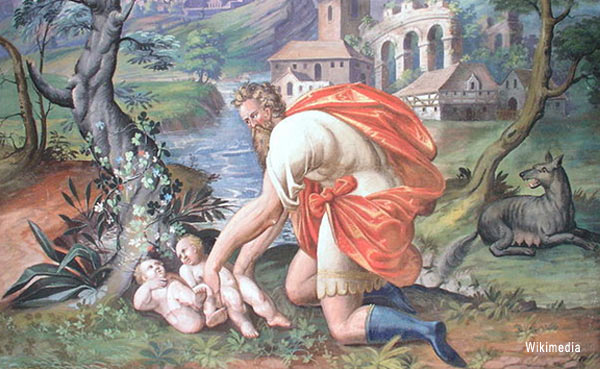 Ancient Roman infanticide