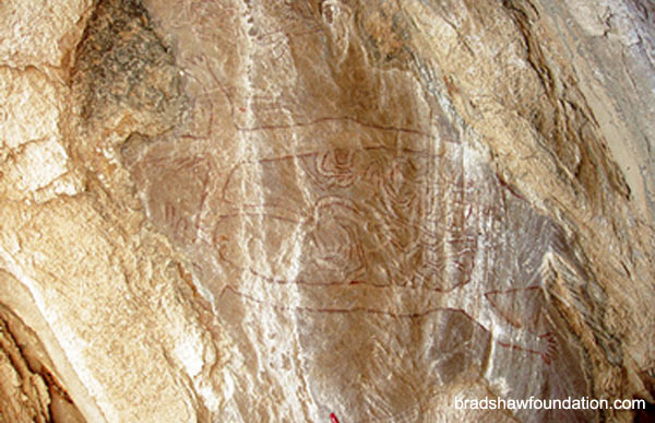 Ancient caves depicting 7000-year-old civilisation and culture discovered in India